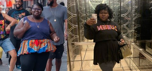 Gabourey Sidibe's Weight Loss: An In-depth Article!   Star Studds