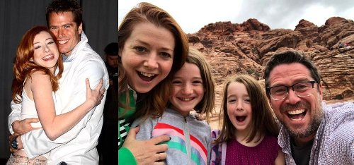 Is Alyson Hannigan Married? Details about Her Husband and Kids?   Star Studds