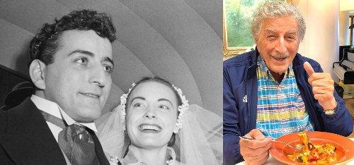 Patricia Beech - First Wife of Singer Tony Bennett!   Star Studds