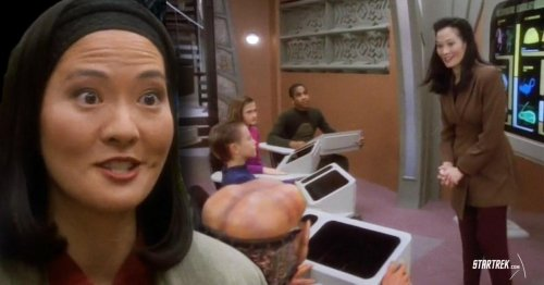 Teaching in Trek: A Look at the Education System of the Future