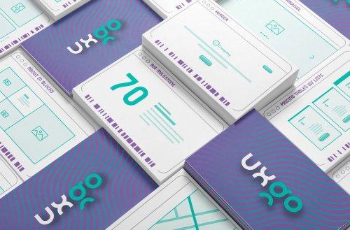 UXGO: la startup che crea un sito web a partire da un mazzo di carte