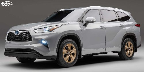 2022 Toyota Highlander Hybrid Gets New Bronze Edition