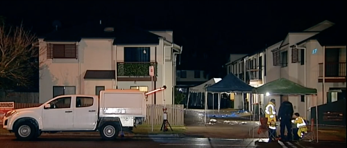 Man charged with double murder after Queensland shooting