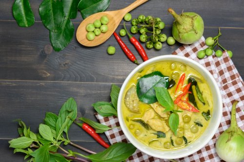 Thai Curry in allen Varianten - das beste Essen weltweit