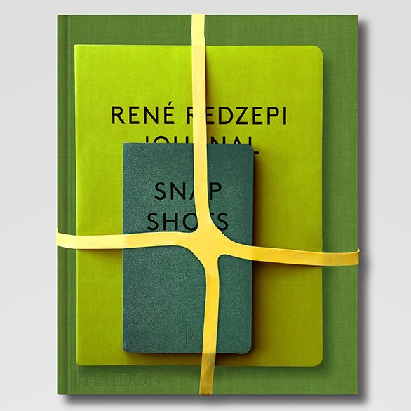 "René Redzepi | ""A Work in Progress: Notes on Food, Cooking and Creativity"" · Berliner Speisemeisterei"