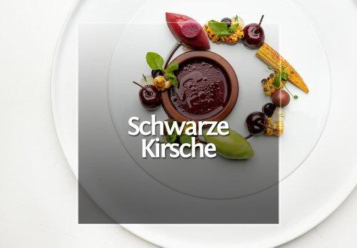 Schwarze Kirsche • Ein Rezept von Nils Henkel · Berliner Speisemeisterei
