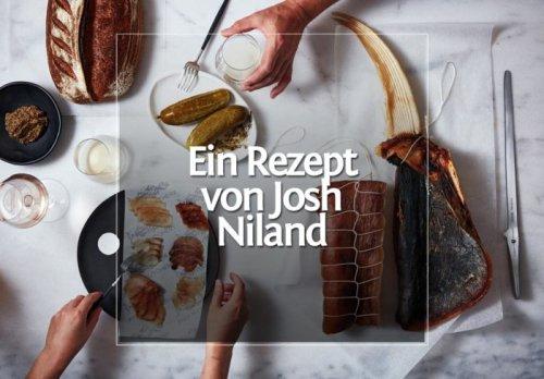 Ein Rezept von Josh Niland • Der ganze Fisch