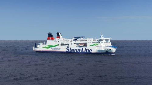 AI assisted vessels - StenaLine.com