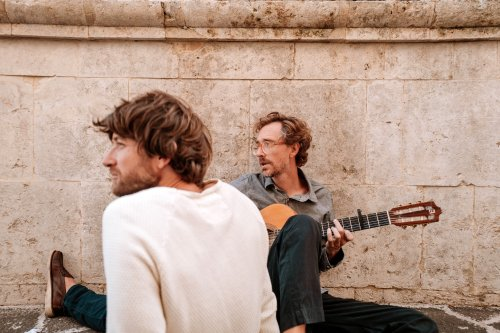 """Erlend Øye On Kings Of Convenience's First New Album In 12 Years: """"Will People Kill Us?"""""""