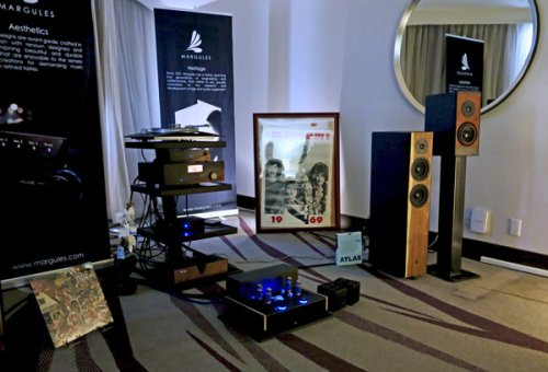 From Rock to Space: Wayne Carter Audio & Margules Audio