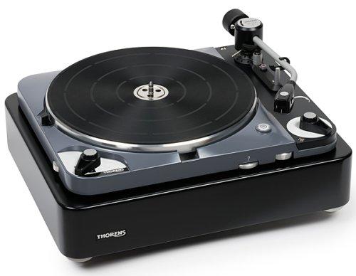 Thorens TD 124 DD Record Player