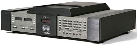 Krell KPS-20i CD player Martin Colloms October 1995