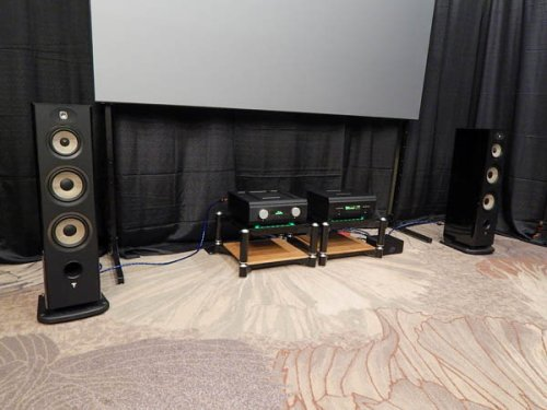 EQ Audio Video: Musical Fidelity, Focal, WireWorld Norstone, Aragon, Audience, AudioQuest