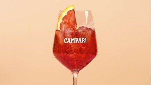 Alternative zu Aperol Spritz: Dieses Rezept für Campari Amalfi wird Sie begeistern