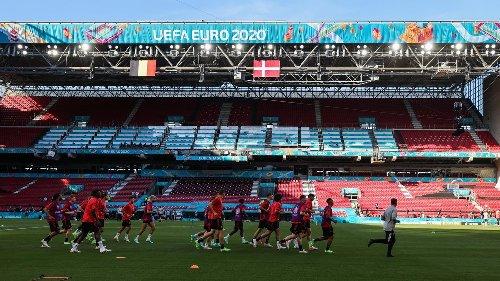EM 2021 in Live-Stream und TV: Dänemark muss gegen Belgien ran, wo sie das Spiel sehen