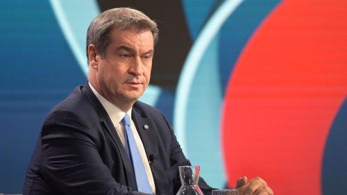 Söder: Angebot, aber kein Anspruch der Union auf Regierungsbildung – Scholz drängt auf Ampel-Koalition