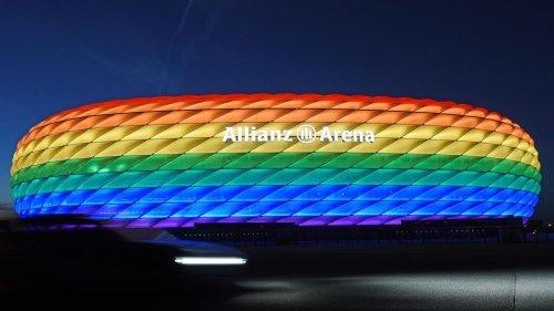 Warum darf die Uefa der Stadt München die Regenbogenfarben überhaupt verbieten?