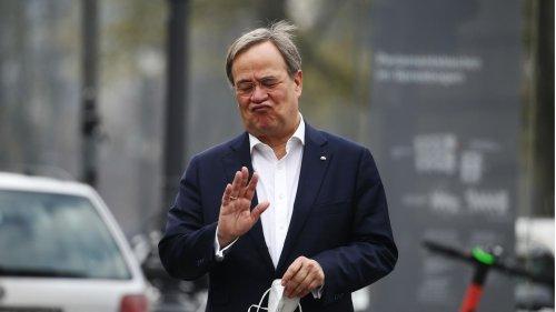 Laschet rechnet bei K-Frage mit Mehrheit im CDU-Präsidium