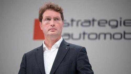 Daimler-Chef Källenius fordert europäische Strategie für das Tanken von Strom