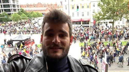 Wut-Reden und radikale Forderungen: stern-Reporter zum Klimastreik in Hamburg