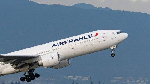 Flugzeug von Air France: Explosion erschüttert Boeing 777 kurz nach dem Start
