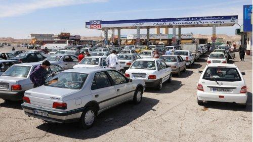 Kein Benzin mehr: Iran macht Cyberangriff für Versorgungsausfall verantwortlich