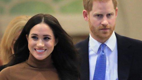 Kurz nach seinem Besuch: Palastmitarbeiter räumten Harrys persönliche Sachen weg