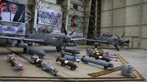 Erdkampfflugzeug Super Tucano Embraer A-29 – letzte Hoffnung für Kabul