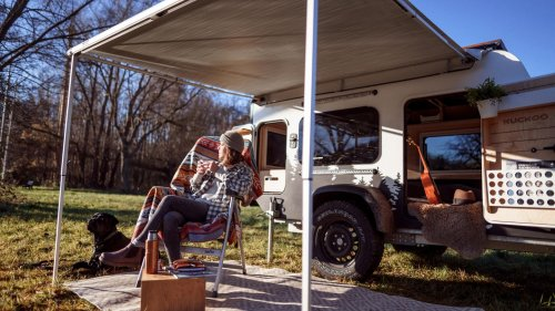 Kuckoo Camper Bruno – stilvoller Abenteuer-Wohnwagen aus Deutschland