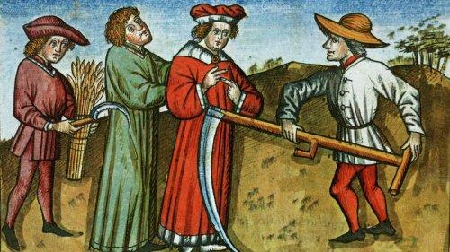 Arbeiten im Mittelalter: Wurde damals wirklich so viel geschuftet?