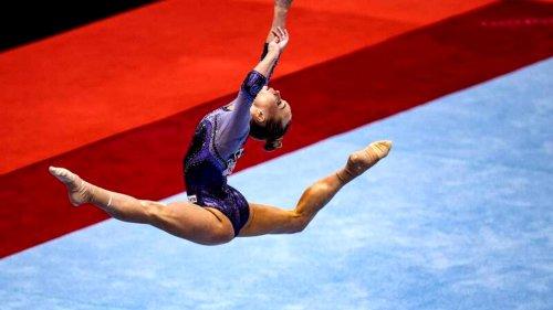 Nachfolgerin des US-Superstars Simone Biles: Neue Weltmeisterin besteigt den Turn-Thron