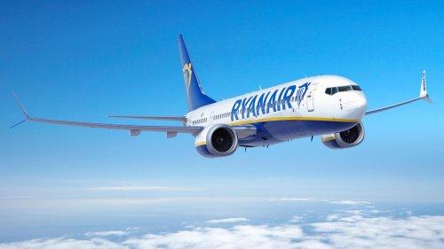 Ryanair fliegt jetzt mit der Boeing 737 Max und benennt den Krisenjet einfach um
