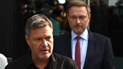 Habeck oder Lindner? Posten-Streit um künftigen Finanzminister kündigt sich an