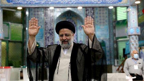 Ein Mann mit dunkler Vergangenheit – das ist der neue iranische Präsident