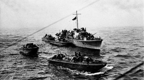 Dieppe Raid 1942: Wie die Eitelkeit eines Royals Tausende in den Tod schickte