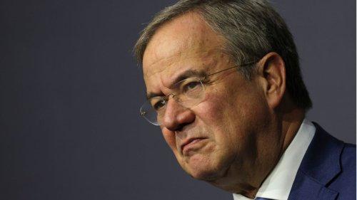 """""""Keine klare soziale Botschaft"""": Laschet kritisiert Wahlkampfstrategie der CDU"""