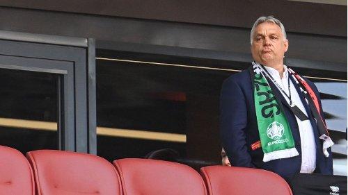 Viktor Orbán sagt seine Reise zum EM-Spiel nach München ab