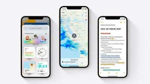 iOS 15 und iPadOS 15: Diese spannenden Neuerungen bringen die Systeme auf Ihr iPhone und iPad