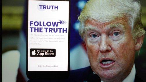 Peinliche Panne für Donald Trump: Anderer Nutzer schnappt sich seinen Nutzernamen