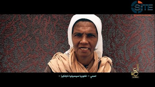 Nonne war jahrelang Geisel von Islamisten, nun ist sie wieder frei