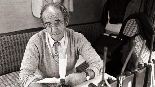 Alfred Biolek am Freitagmorgen gestorben