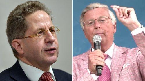 """Bosbach unterstützt Maaßen im Wahlkampf: """"Ausmaß an Häme und Hetze nicht vorstellbar"""""""
