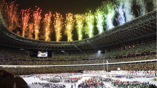 """""""Wir haben Flügel"""": Paralympics beginnen mit Botschaft der Hoffnung"""