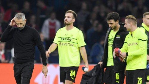 Deutlich, peinlich, schmerzlich: BVB zeigt gegen Ajax Amsterdam unwürdige Vorstellung