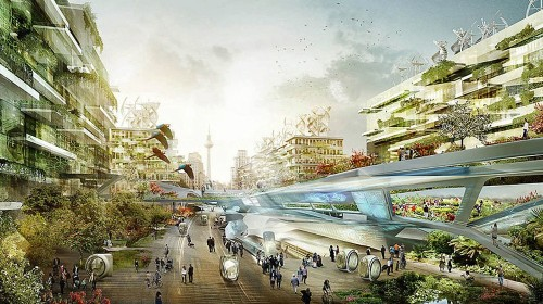 Future & Innovation - Smart Cities cover image