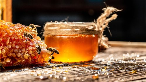 Imker bitten: Spült eure Honiggläser vor dem Wegwerfen aus – ansonsten sterben unsere Bienenvölker
