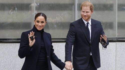 Harry und Meghan besuchen New York – doch ihr Auftritt sorgt für Kritik