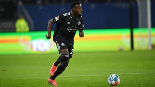 DFB-Kontrollausschuss ermittelt wegen rassistischer Vorfälle beim HSV-Spiel