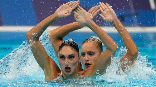 Gesamtes Griechisches Synchronschwimm-Team in Quarantäne