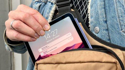 Apple iPad Mini 6 im Test: das immer-dabei-Pad